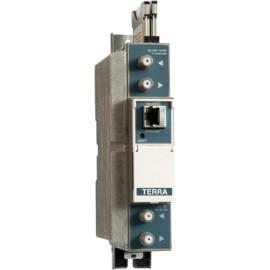 Twin DVB-S/S2 to DVB-T transmodulator 2xCI sučelje
