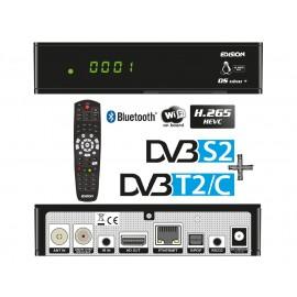 Prijemnik Edision OS NINO+ DVB-S2 + DVB-T2/C