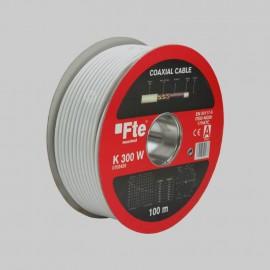 Koaksijalni kabel K300W3-Cu 300m