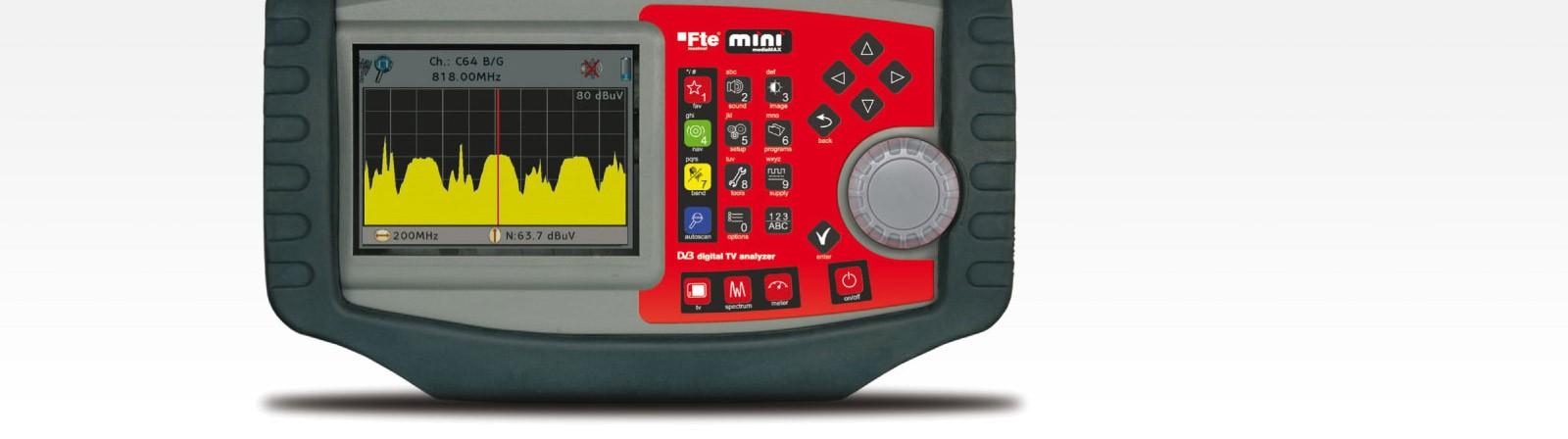 FTE Mediamax mini
