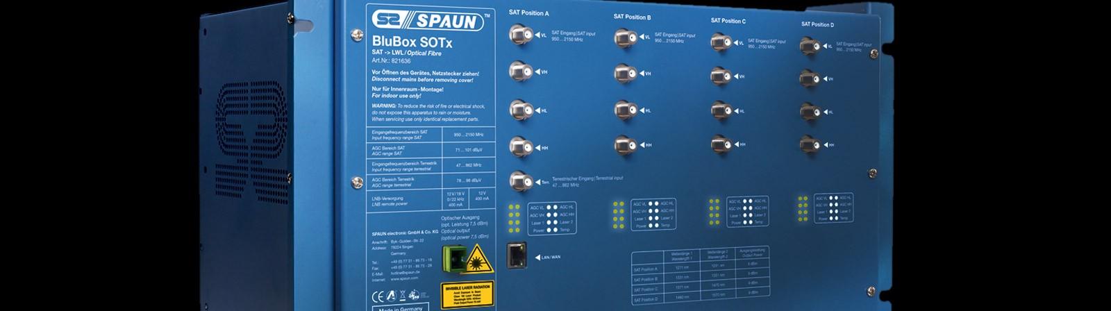 SPAUN BluBox